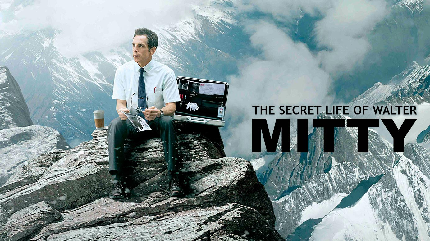 Toi aussi, deviens cool comme Walter Mitty