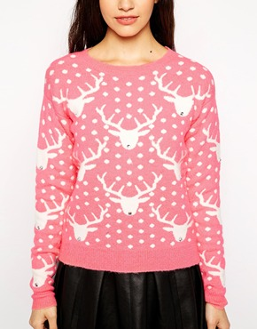 pull 1 new look rennes rose