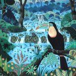 nantes fresque toucan