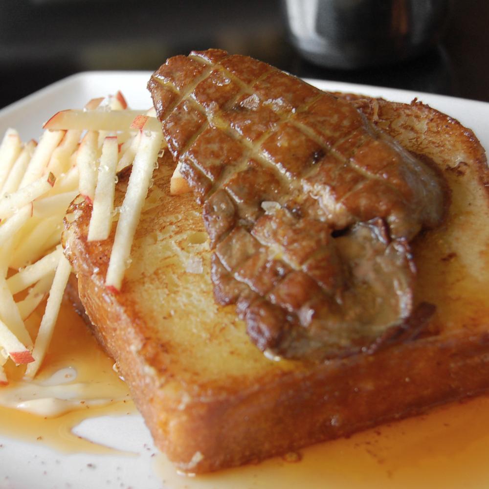 foie-gras-pommes-poelé-oh-really