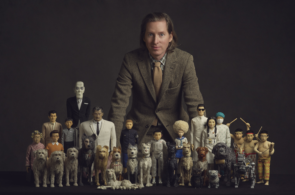 wes anderson ile aux chiens oh really