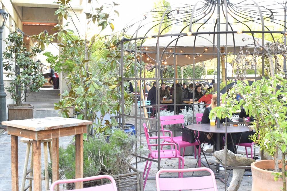 terrasse éphémère paris rotonde stalingrad