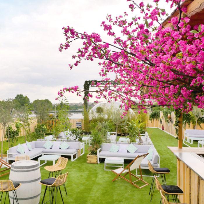 Terrasse éphémère: les meilleurs spots de l'été 2019 à Paris