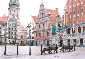 Un week-end à Riga // A weekend in Riga