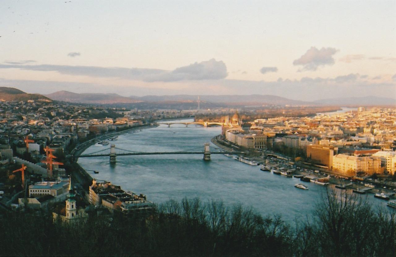 Un week-end à Budapest // A weekend in Budapest
