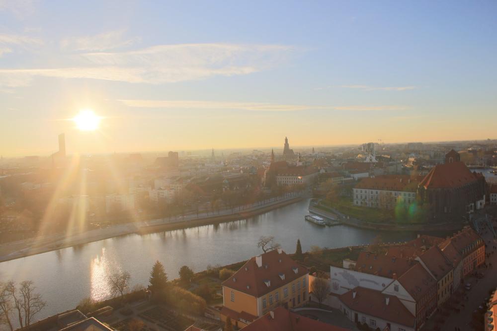 Un week-end à Wroclaw