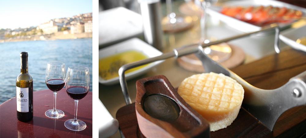Porto oh really wine quay bar villa nova de gaia