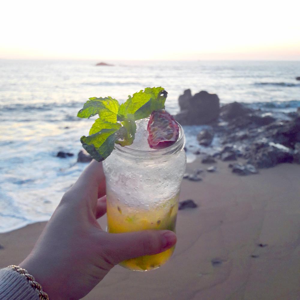 Porto oh really foz do douro cocktail