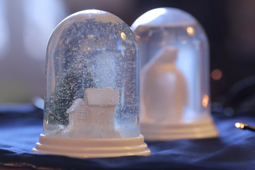 DIY: Mon atelier boule à neige au Printemps