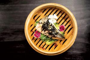 Yam'Tcha. : mon dîner à la table d'Adeline Grattard