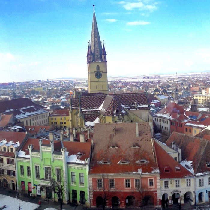 Sibiu : mes adresses cachées dans la plus belle ville de Roumanie