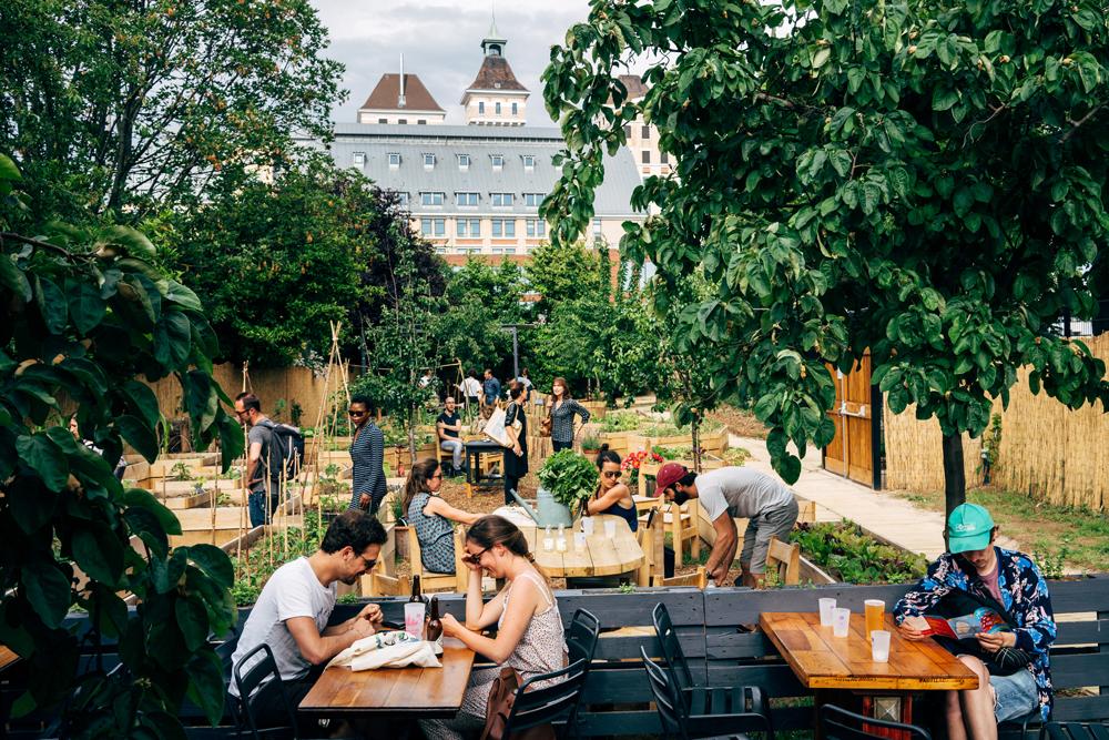 terrasse éphémère paris jardin 21