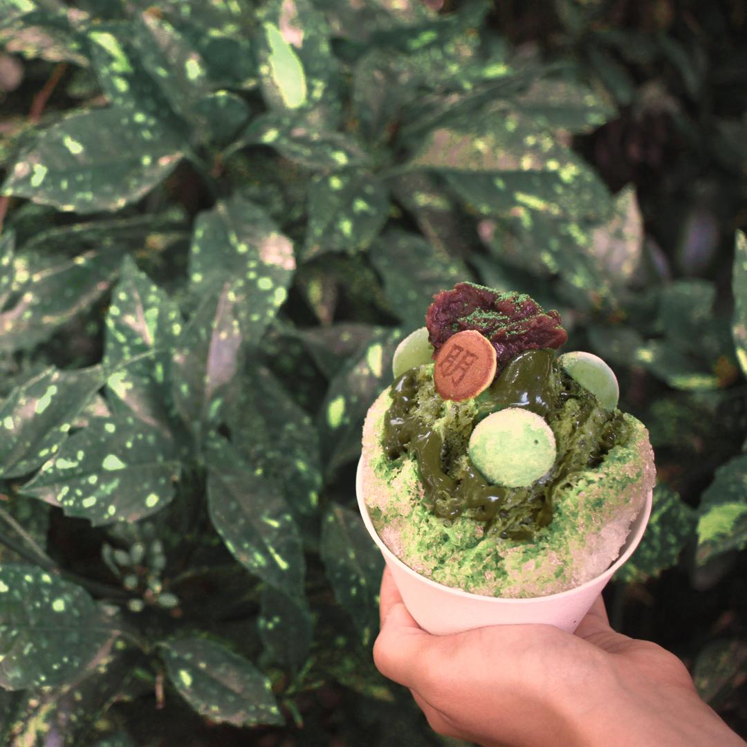 Kakigori belles glaces