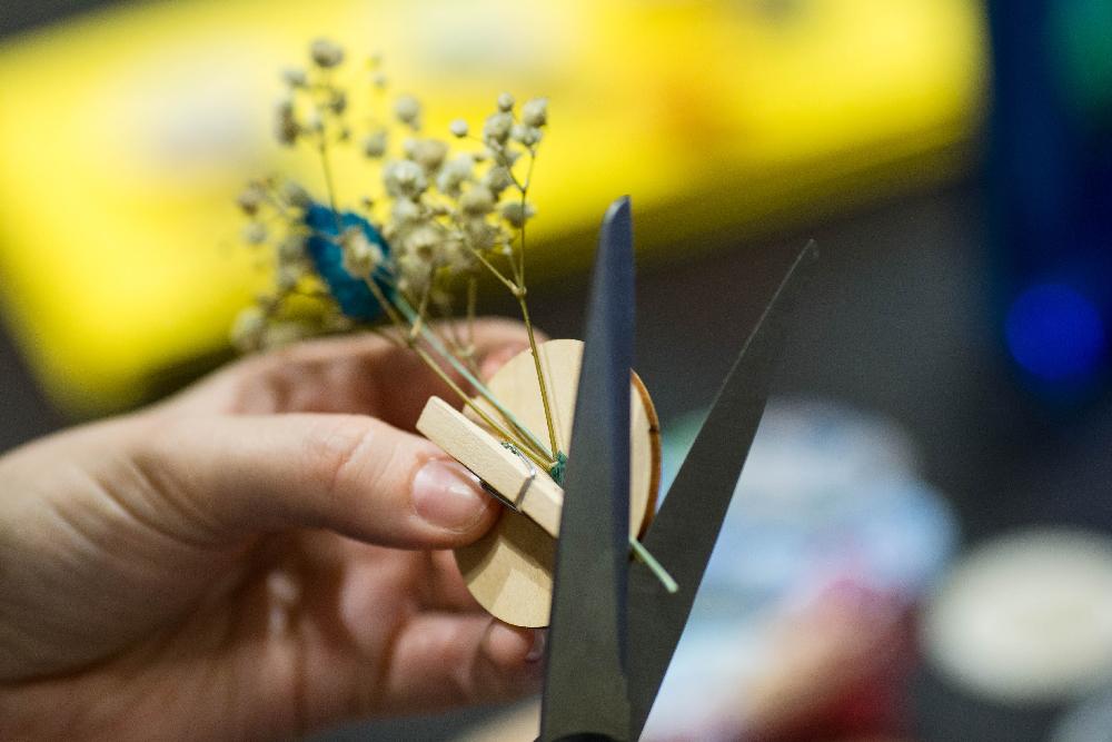 atelier déco fleurs