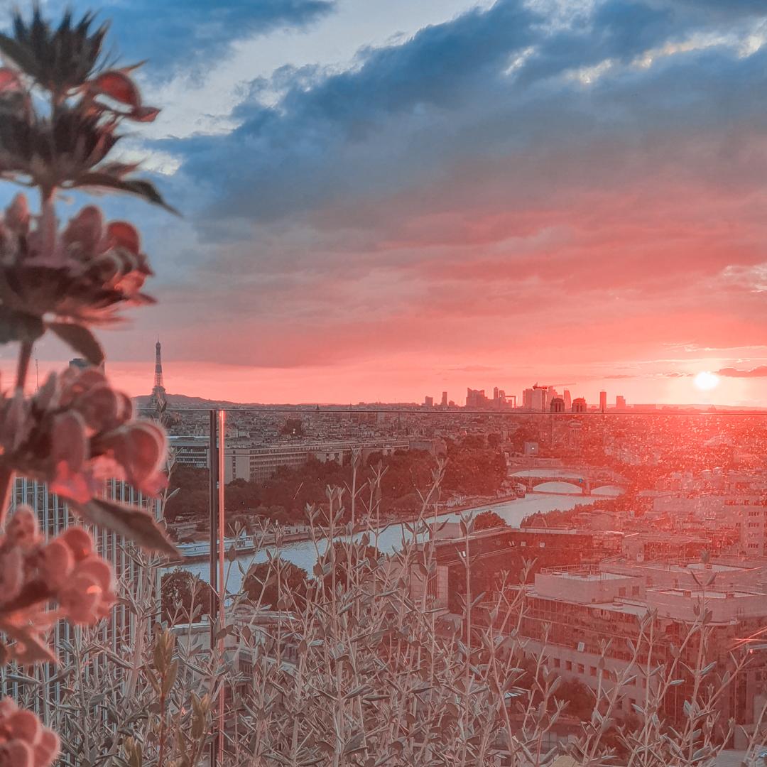 45 terrasses végétales éphémères où flâner à Paris