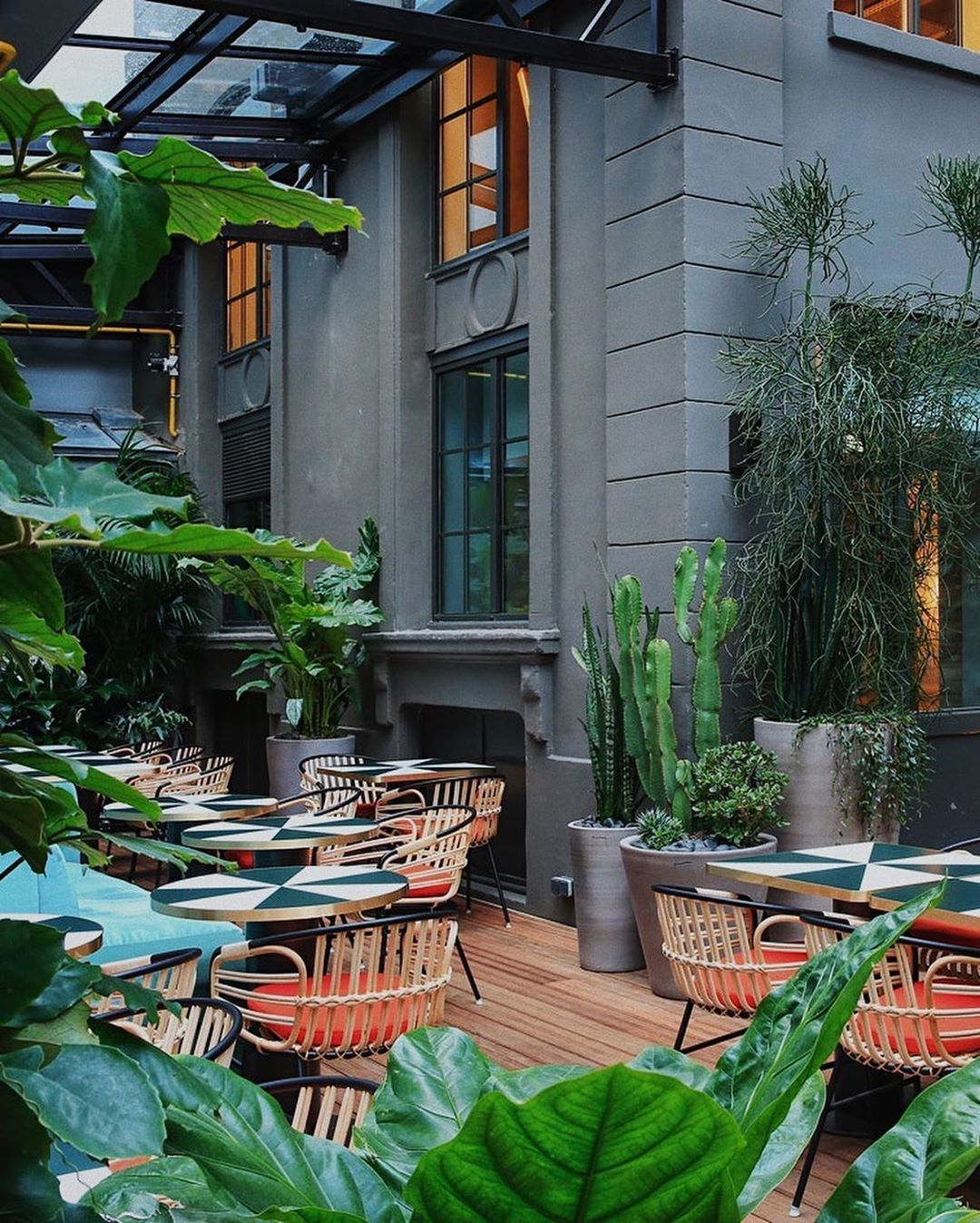 terrasse végétale paris