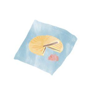 Ma recette de l'Épiphanie: la galette des rois à l'anko